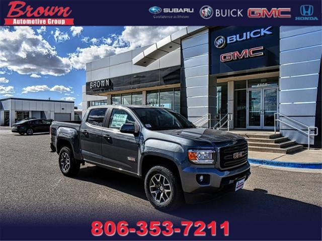 New 2019 GMC Canyon 4WD All Terrain w/Leather