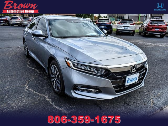 New 2018 Honda Accord Hybrid Ex L Sedan
