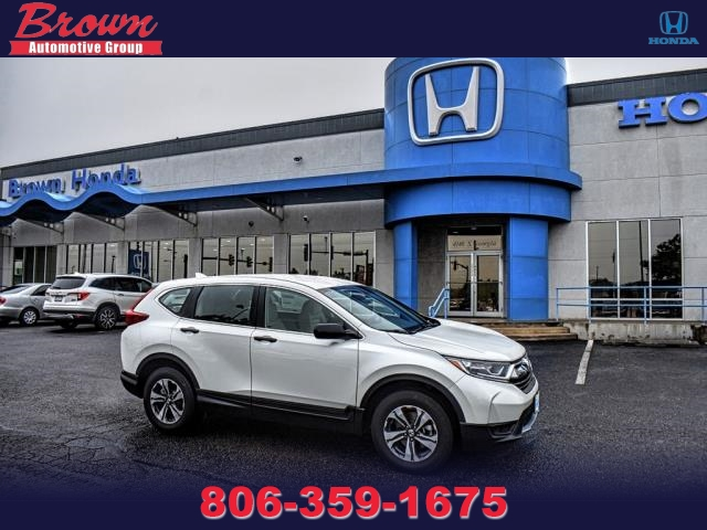 Certified Pre-Owned 2018 Honda CR-V LX AWD