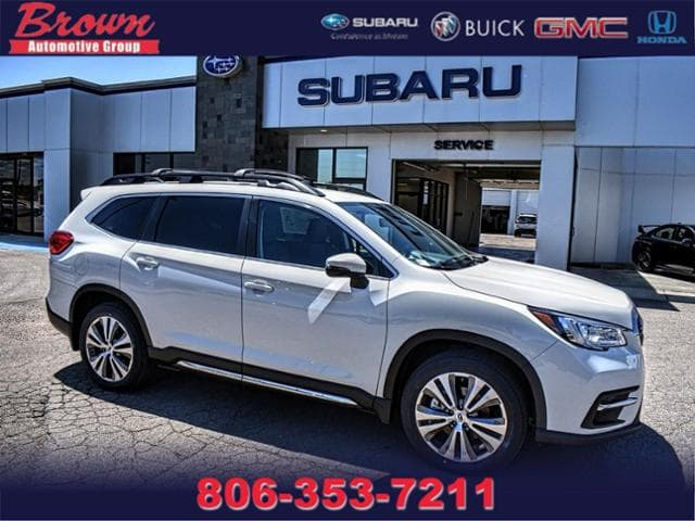 7 Passenger Suv >> New 2019 Subaru Ascent Limited 7 Passenger Suv In Amarillo S7387