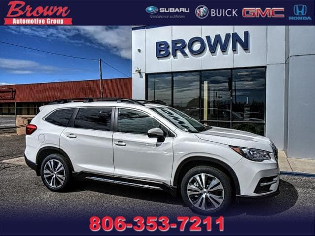 7 Passenger Suv >> New 2019 Subaru Ascent Limited 7 Passenger Suv In Amarillo S7377
