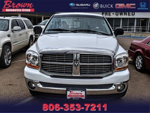 Pre-Owned 2006 Dodge Ram 1500 4dr Quad Cab 140.5 SLT