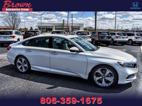 New 2018 Honda Accord Sedan TOURING 2.0T AUTO