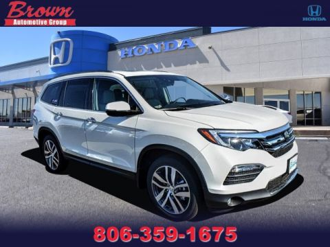 New 2018 Honda Pilot ELITE AWD