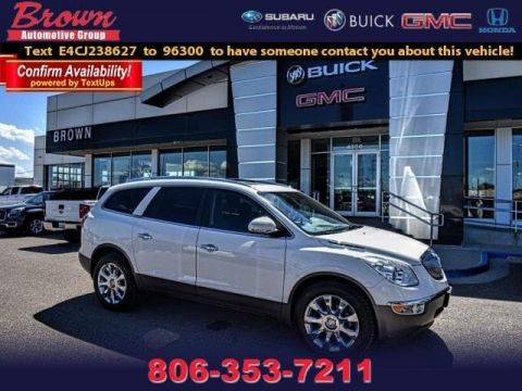 Pre-Owned 2012 Buick Enclave AWD 4dr Premium