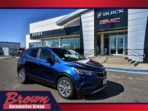 New 2019 Buick Encore FWD 4DR PREFERRED