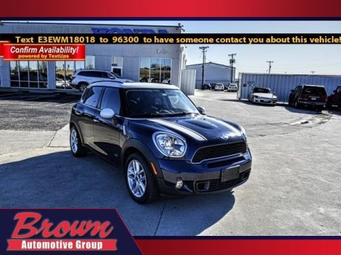 Pre-Owned 2014 MINI Cooper S Countryman Base